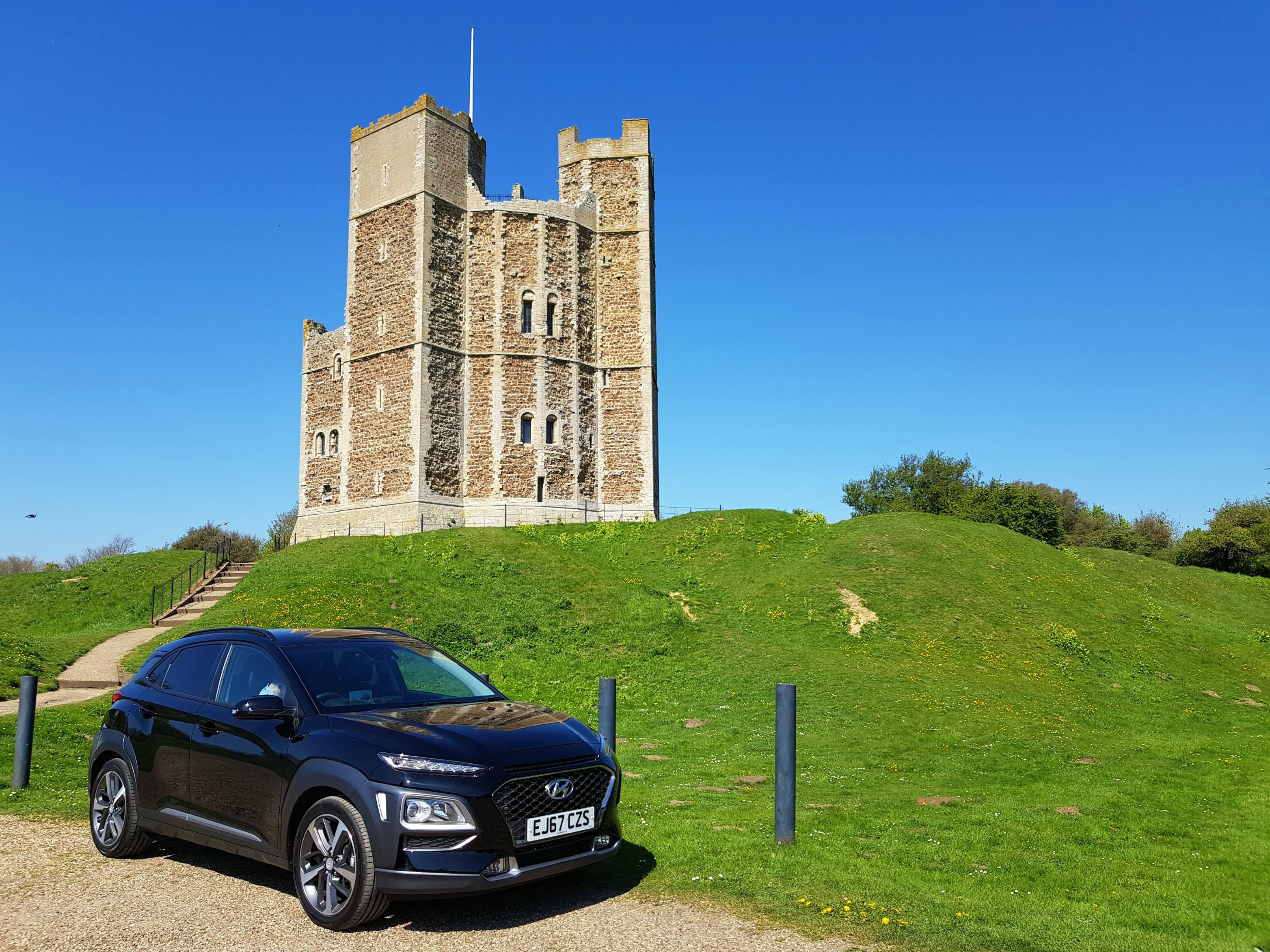 East Anglia family road trip – through history
